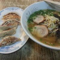 Photo taken at Gyoza no Ohsho Singapore  餃子の王将 by Alvin U. on 1/13/2013