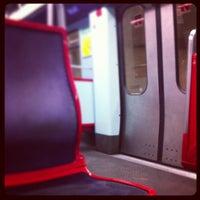 Photo taken at Metro Pontinha [AZ] by Ricardo on 8/7/2013