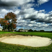 Photo taken at Penobscot Valley Country Club by Rich G. on 10/11/2012