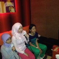 Photo taken at NAV Karaoke Keluarga by Agas J. on 1/8/2015