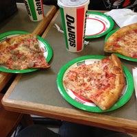 Photo taken at Sbarro by Dana O. on 10/28/2012