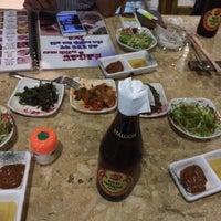 Foto scattata a Don ga korean restaurant da Hanna Mae G. il 5/14/2016