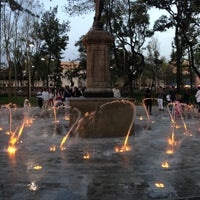 Photo taken at Parque Alameda by Tania R. on 12/26/2012