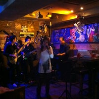 Photo taken at Bourbon by Jefford N. on 12/14/2012
