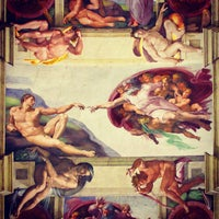 Photo taken at Sistine Chapel by Jefford N. on 12/26/2012
