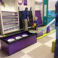 Photo taken at Children's Museum & Theatre Of Maine by Rachel H. on 11/23/2013