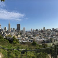 Photo taken at Telegraph Hill by Supak L. on 4/20/2017