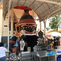 Photo taken at Wat Chong Samae San by Nattawut W. on 2/18/2017