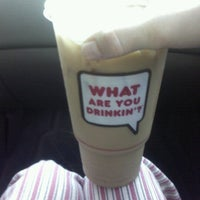Photo taken at Dunkin Donuts by Stephanie C. on 9/15/2012