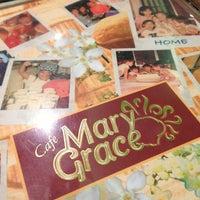 Photo taken at Café Mary Grace by sayaka D. on 6/2/2013