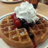 Photo taken at IHOP by Christi O. on 3/30/2014
