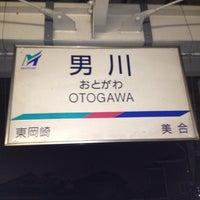 Photo taken at Otogawa Station (NH12) by lloyd b. on 12/15/2012