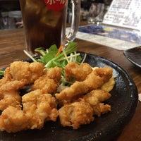 Photo taken at やきとん酒場 とん吉 by pln on 10/25/2015