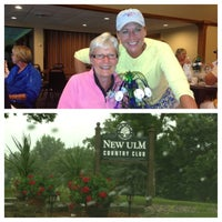 Photo taken at New Ulm Country Club by Dawn B. on 8/8/2013