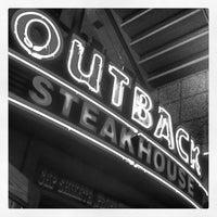 9/23/2012にAlex K.がOutback Steakhouse 名古屋栄店で撮った写真