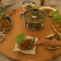 Photo taken at Nine Thai Restaurant by Kylie L. on 6/4/2012