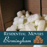 Photo taken at Residential Movers Birmingham by Andre B. on 1/18/2014