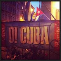 Снимок сделан в O!Cuba пользователем Arina V. 7/13/2013
