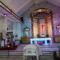 Photo taken at Sto. Thomas de Villanueva Parish (Danao City Church) by Hannah Y. on 8/27/2016