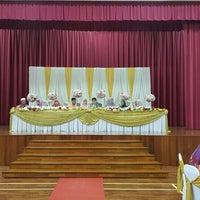 Photo taken at Dewan Utama, Blok C, Ibu Pejabat Agensi Antidadah Kebangsaan by Hafeez R. on 11/15/2015