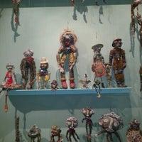 Photo taken at Museu de Arte da Bahia by Maria Alessandra C. on 12/9/2012