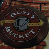 Photo taken at Rusty Bucket by Chris B. on 11/14/2012