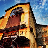Photo taken at The Brewery Arts Complex by Ken R. on 8/4/2013