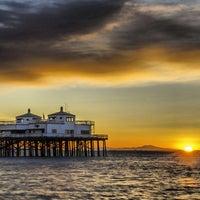 Photo taken at Malibu Pier Club by Ken R. on 7/1/2013