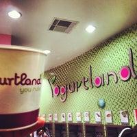 Photo taken at Yogurtland by Ken R. on 1/28/2013