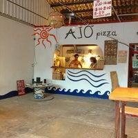 Photo taken at Ajo Pizzeria by Scott L. on 8/4/2013