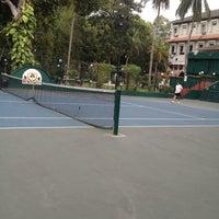 Photo taken at Trivandrum Club by Vishnu G. on 5/14/2013