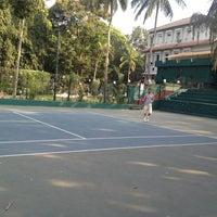 Photo taken at Trivandrum Club by Vishnu G. on 1/29/2013