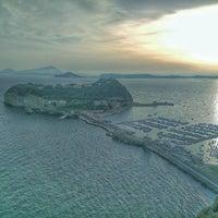 Photo taken at Isola di Nisida - Nisida Island by Viaggiare L. on 7/10/2016