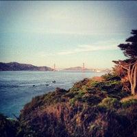 รูปภาพถ่ายที่ Lands End Lookout โดย Wes Y. เมื่อ 11/4/2012