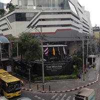 Photo taken at The Westin Grande Sukhumvit, Bangkok by write2pat on 11/8/2012