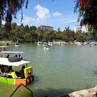 Photo taken at Burnham Park by Morris C. on 3/30/2013