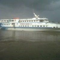 Photo taken at Pelabuhan Senghie by H Idris U. on 1/6/2013