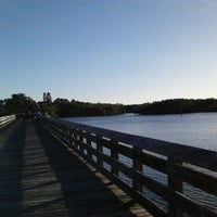 Photo taken at Weedon Island Preserve by Dawn L. on 12/21/2012