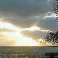 Photo taken at Treasure Island Beach by Dawn L. on 10/28/2012