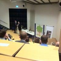 Photo taken at OFFIS Konferenzsaal F02 by Mathias on 10/13/2012
