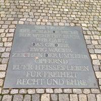 Photo taken at German Resistance Memorial Center by Mathias on 9/25/2013