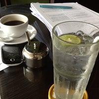 Photo taken at Coffee Field by Aumaim P. on 1/4/2013