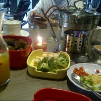 Photo taken at Table 9 by Chandrika L. on 11/30/2013