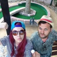 Photo taken at Aeolos Beach Bar by Margo W. on 7/5/2015