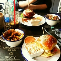 Photo taken at Switch.eat by Andreea S. on 3/20/2016