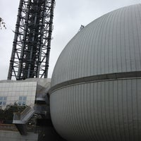 Photo taken at Tamarokuto Science Center by Shuji O. on 4/21/2013
