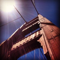 Foto scattata a Golden Gate Bridge da Romit B. il 5/31/2013