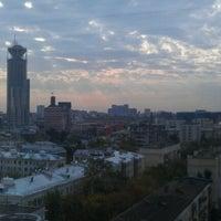 """9/28/2012 tarihinde Sergey G.ziyaretçi tarafından ОАО """"МКБ """"Компас""""'de çekilen fotoğraf"""