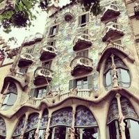 6/18/2013에 Marcelo S.님이 Casa Batlló에서 찍은 사진