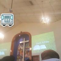 Photo taken at Zion Travelers M B Church by Ketina M on 7/9/2017